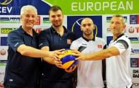 SLOBODAN MILOSEVIC - 2015 CEV Erkekler Avrupa Ligi 3. Hafta Maçı Çanakkale'de Oynanacak