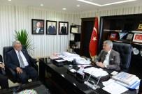 İRFAN BAKıR - CHP'li Vekilden Başkan Günaydın'a Ziyaret