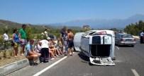 LYNN - Seydikemerde Trafik Kazası Açıklaması 1'İ Çocuk 7 Yaralı