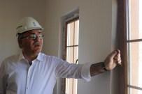 TAYTAN - TOKİ Başkanı Turan Manisa'daki Projeleri İnceledi