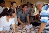 ÇEVRE İL MÜDÜRLÜĞÜ - Bursa'da Altın Madeni İstemeyen Köylüler, ÇED Raporu İçin Gelenlerin Yolunu Kesti
