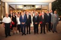 MAHMUT HERSANLıOĞLU - Aalen-Hatay Kardeşliğin 20. Yılını Kutladı