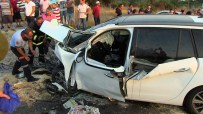 EMRE ARACı - Bodrum'da Trafik Kazası Açıklaması 1 Ölü, 5 Yaralı