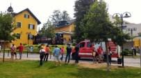 YANGIN PANİĞİ - Galatasaray'da İkinci Yangın Paniği Yaşandı