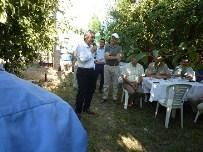MEHMET MAKAS - Gürsu'da Armut Bahçe Günü
