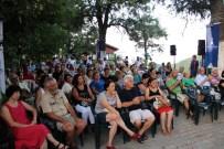 LATIFE TEKIN - İzmir Uluslararası Edebiyat Festivali Başladı