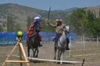 MEHMET NACİ BOSTANCI - Gümüşhacıköy 4. Uluslararası Geleneksel Okçuluk Festivali Sona Erdi