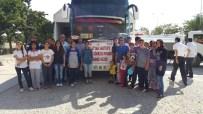 KOMPOZISYON - Ahlatlı Başarılı Öğrenciler Geziye Gönderildi