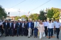 DOMATES FESTIVALI - Bolu Belediye Başkanı Alaaddin Yılmaz'a Kosova'da Ödül