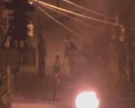 MOBESE KAMERASI - Mersin'de 1 kişinin öldüğü terör saldırısı Mobese'de