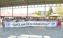 ESMAÜL HÜSNA - Anadolu Gençlik Yaz Kursları Başladı