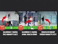 FERHAT TUNÇ - HDP'li Belediye Başkanı cesetlere aldırmadı!