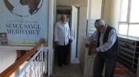 İvrindi'de Asansörlü Cami