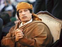 KADDAFI - Kaddafi'nin oğluna idam cezası