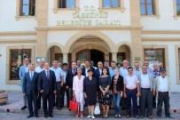 Kırsal Turizm Projesi'nin Final Toplantısı Taşköprü'de Yapıldı