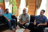 Oryantiring Federasyonu'ndan Başkan Yılmaz'a Ziyaret
