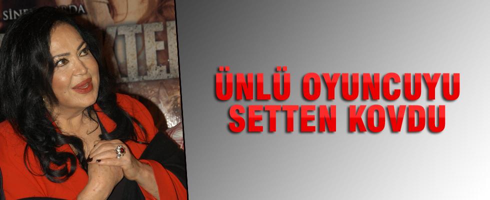 Türkan Şoray Sercan Badur'u kadrodan kovdu