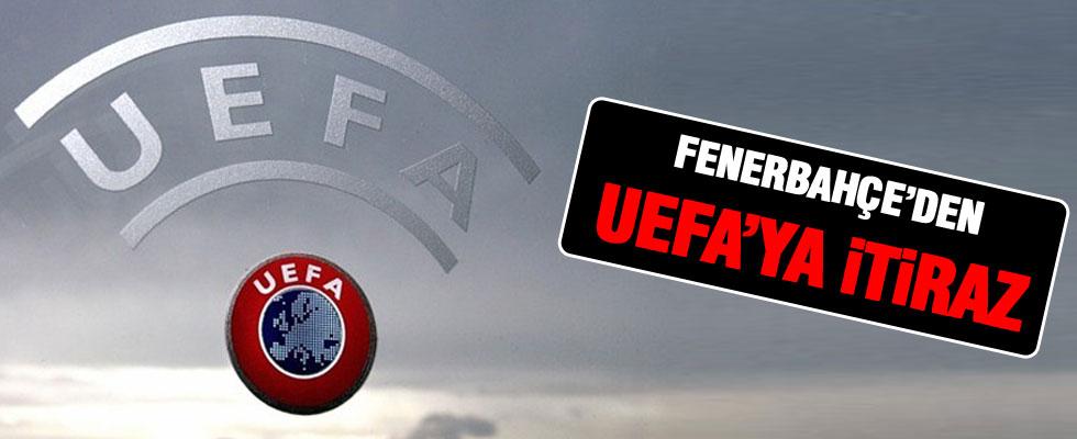 F.Bahçe UEFA'ya itirazda bulundu