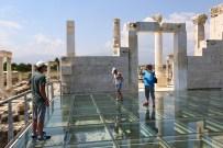 LAODIKYA - Laodikya Antik Kenti'ne Ziyaretçi Akını