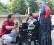 Yaren'e Akülü Aracını İhlas Holding Hediye Etti