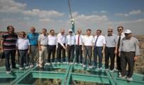 YUSUF GÜNEY - ZEKA Yönetim Kurulu, Uşak'ta Toplandı