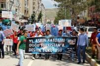 AK Parti Çankırı Teşkilatından Çin'e Tepki