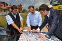 MALKOÇOĞLU - Uşak'ta Mehmet Akif Ersoy Mahallesi'ne Yeni Yatırımlar