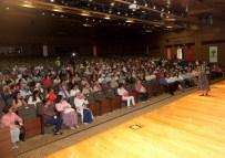 CEMALNUR SARGUT - Yazar Sargut, Gazianteplilere İbadetlerin Önemini Anlattı