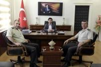 Albay Karabulut'un Veda Ziyaretleri