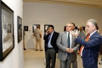 ELİZABETH TAYLOR - Antalya Kültür Sanat Açılışı Sergilerle Yapıldı