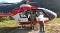 Artvin'de Tur Minibüsü Kaza Yaptı Açıklaması 1 Ölü, 8 Yaralı