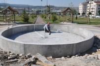OSMANLI CAMİİ - Gençlik Parkı'na Bir Yeni Havuz Daha