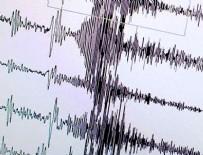 MERSIN - Mersin Körfezi'nde korkutan deprem