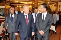 MHP Lideri Bahçeli Çorum'da Mola Verdi
