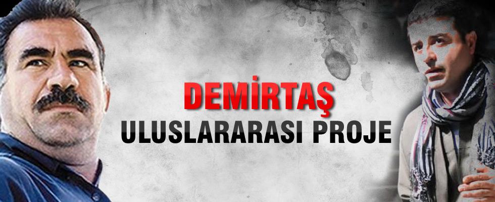 Öcalan: Selahattin Demirtaş uluslararası proje!