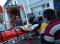 Tur Minibüsü Uçuruma Yuvarlandı Açıklaması 1 Ölü, 8 Yaralı