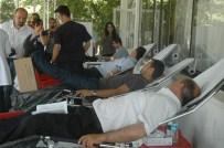 VEDAŞ'tan Kızılay'a Kan Bağışı