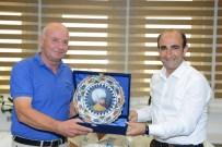 Yıldırım'da Türk - Yunan Dostluğu Spora Yansıdı