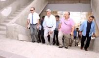 FATIH AKBULUT - Başkan Karaosmanoğlu, KOÜ İlahiyat Fakültesinin İnşaatını İnceledi