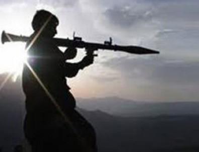 Bitlis'te roketli saldırı