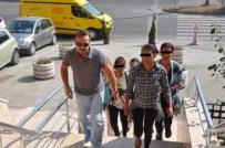 KADIN HIRSIZ - Bozüyük'te Hırsızlık Zanlıları Tutuklandı