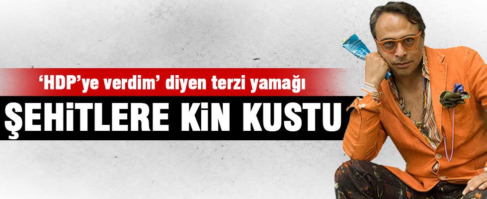 HDP'ye oy veren sosyete modacı haddini aştı