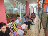 KADDAFI - Malazgirt Ve Bulanık Futbolda Birleşti