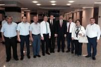 Milletvekilleri Özkaya Ve Sıvacı'dan TOKİ Başkanını Ziyaret