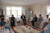 ŞEHİT AİLELERİ - Müşteşar Şehit Ailesine Başsağlığı Diledi
