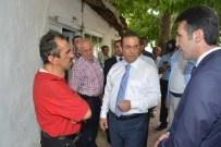 Vali Muammer Türker Gündoğmuş'u Ziyaret Etti