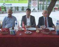 MEHMET ERDEM - Kanatlı ET Üreticileri Birliği Üyeleri İftarda Buluştu