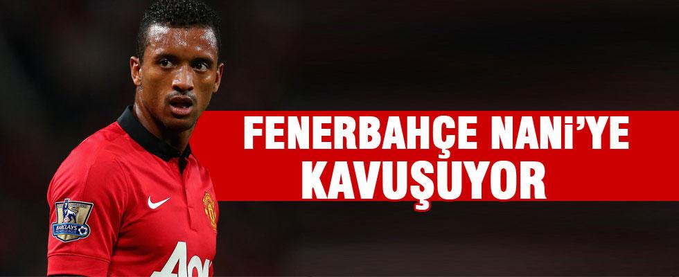 Fenerbahçe Nani'yi resmen açıkladı