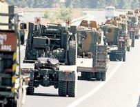 ASKERİ SEVKİYATI - TSK'nın yığınağı IŞİD'lileri korkuttu