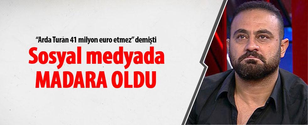 Hasan Şaş: Arda Turan 41 milyon euro etmez